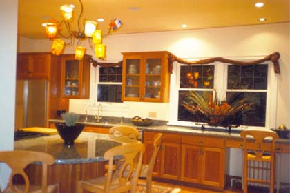 Kitchen: Before and After Staging